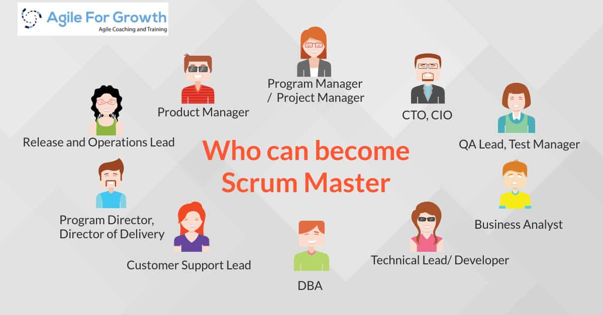 Who can become a Scrum Master?